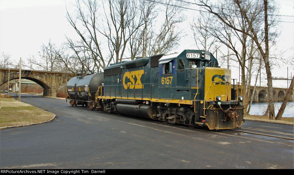 CSX 6157